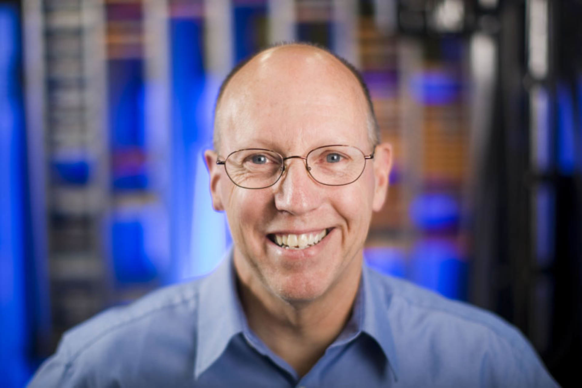 John Lilling, CEO of Nexus Biosystems in Poway, Calif.