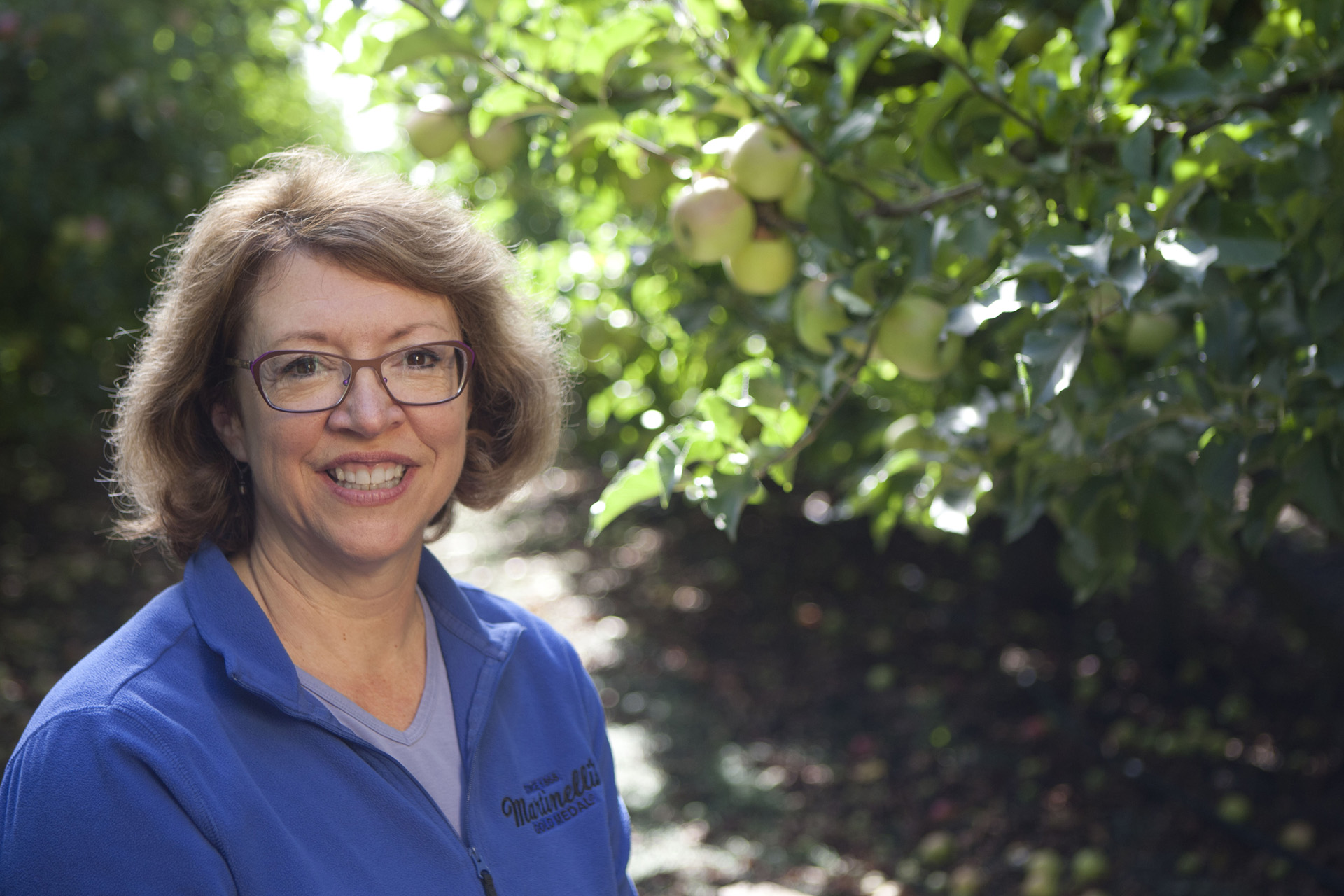 Julie Lambert, Martinelli's