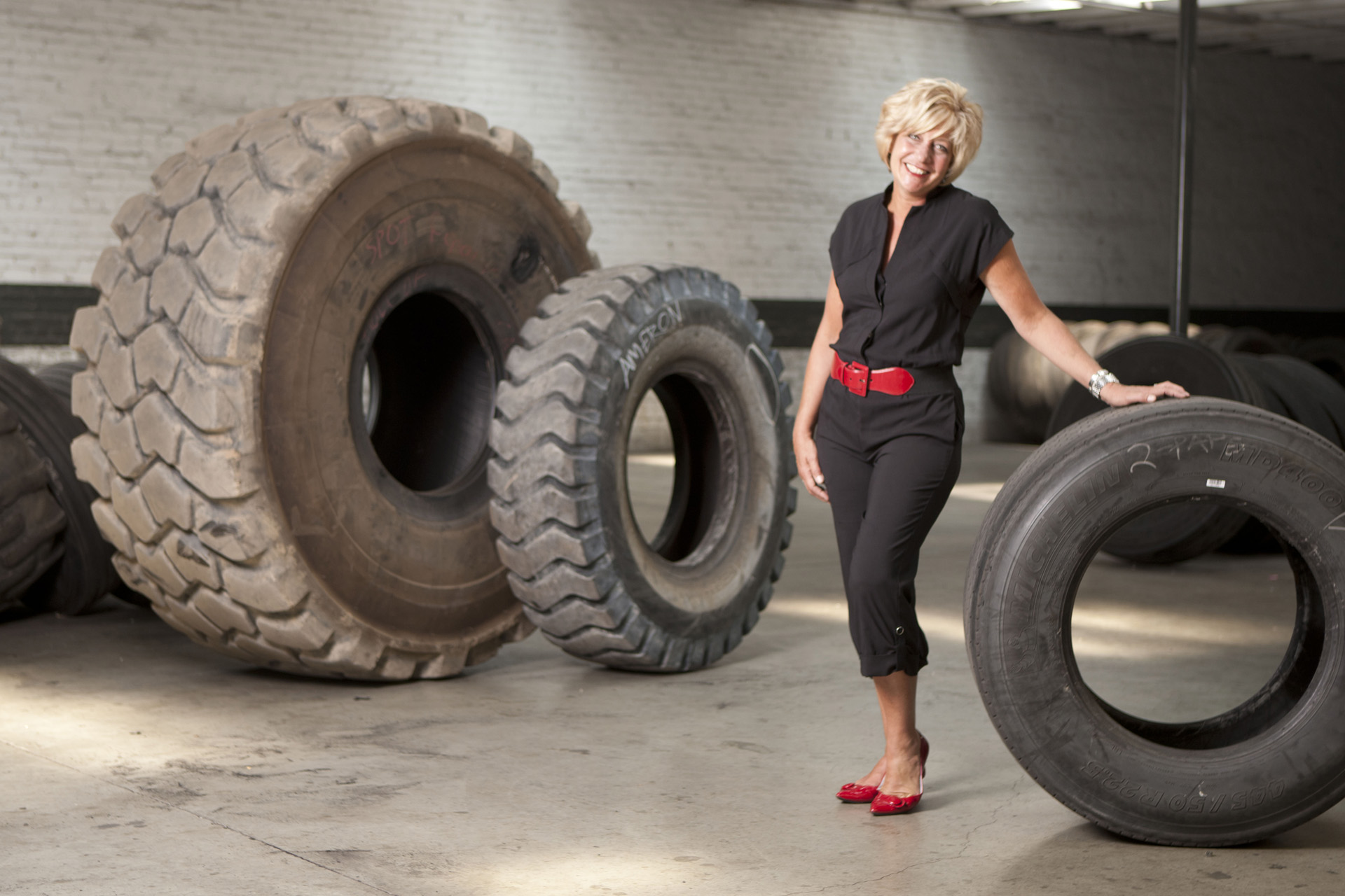 Policyholder Anne D'Alessandro, Wilson Way Tire Co., Inc.