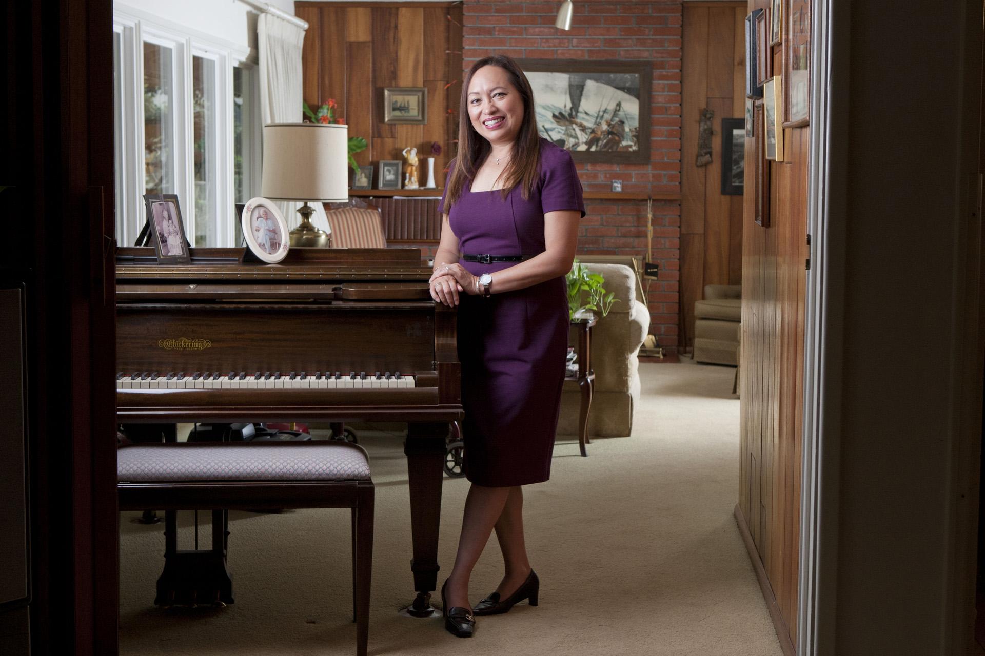 Leslie Cabral, Director of HomeInstead, Policyholder